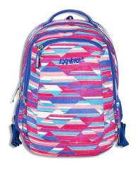 Studentský batoh 2v1 VIKI Stripes