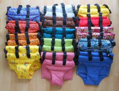 Jitro vatelínové kalhotky s kšandičkami