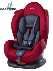 Autosedačka CARETERO SPORT Classic red 9 - 25 kg