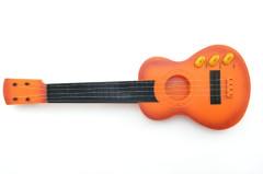 Kytara plast 56cm na baterie v tašce