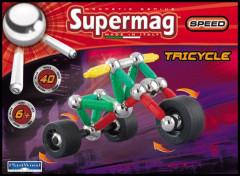Supermag tříkolka 40d