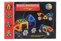 Magnetická stavebnice 16 ks