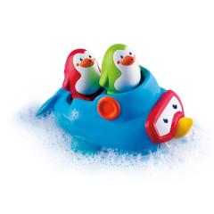 B kids Tučňáci ve člunu