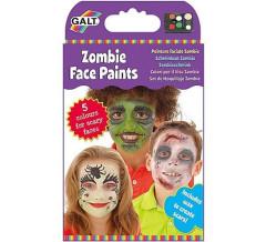 Barvy na obličej Zombie