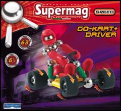 Supermag motokára a řidič 63d