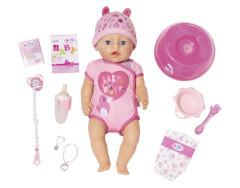 BABY born holčička Soft Touch