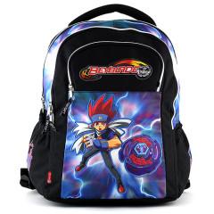 Školní batoh Beyblade - Černý