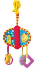 Mobilní zvonkohra Kooky Taf Toys, 0 m +