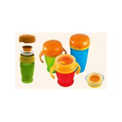 Nevylévací hrníček LOVI 360° ACTIVE 350ml bez BPA