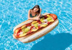Matrace nafukovací Hotdog Intex 58771