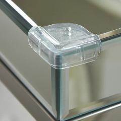 Plastová ochrana skleněných rohů 4ks Clippasafe