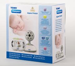 Dětská digitální video chůvička TOMY TFV 600