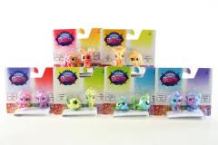 Littlest Pet Shop Duhový set 2 ks zvířátek