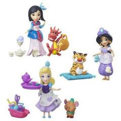 Disney Princess Mini princezna s kamarádem