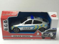 Policejní auto 20 cm, česká verze