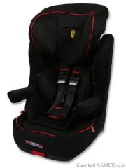 Autosedačka Nania I-Max SP Isofix Ferrari Gran Tourismo Black 9 - 36 kg