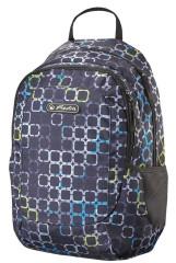 Studentský batoh ČTVERCE