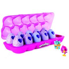 Hatchimals sběratelský karton 12 vajíček S2