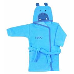 Dětský župan Koala Freak modrý