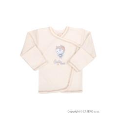 Kojenecká košilka Koala Vilík BÉŽOVÁ vel. 68