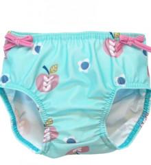 UV plavací kalhotky - vzor jablíčko
