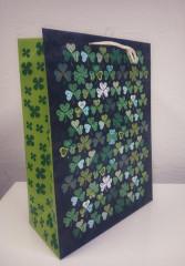 Dárková taška Maxi Čtyřlístky 46 x 33 cm Albi