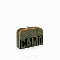 Kufřík lamino 34 cm Camo