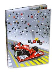 Desky na sešity Heftbox A4 Formule Racing Emipo