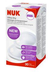 NUK prsní polštářky Ultra Dry 30ks