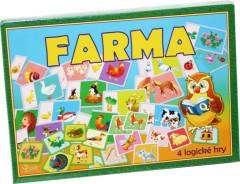 Farma soubor her naučně logický