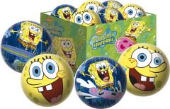 Míč Sponge Bob v kalhotách 15 cm
