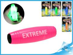 Extreme Akrobatický špalík na baterie se světlem
