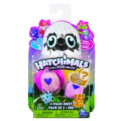 Hatchimals sběratelská zvířátka ve vajíčku dvojbalení