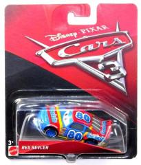 Cars3 auta REX REVLER