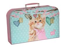Kufřík Kočička Ginger 35 cm
