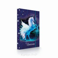Box na sešity Heftbox A5 Unicorn