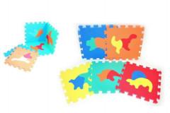 Pěnové puzzle Dinosauři 30x30cm 10ks