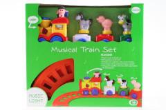 Vlaková sada baby
