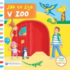 Leporelo Jak to žije v zoo