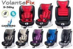 Autosedačka CARETERO Volante Fix 2016