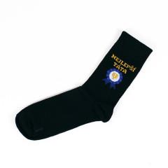 Vtipné EGO ponožky - Nejlepší táta