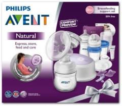 Sada pro kojení s elektrickou odsávačkou Natural Avent