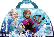Kufřík malování Frozen
