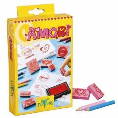 AMORI - sada zamilovaných razítek