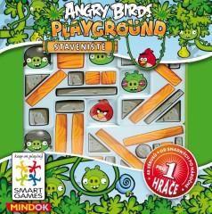Angry Birds Staveniště SMART