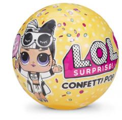 L.O.L. Surprise Confetti Pop Asst in PDQ Tray Wave