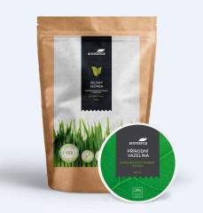 AKCE Zelený ječmen 50g+ Vazelína přírodní ZDARMA