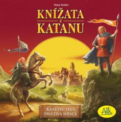 Albi - Knížata z Katanu - karetní hra pro 2