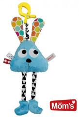 Edukační hračka Hencz dlouhonožka modrá