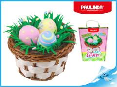 Paulinda Happy Easter vajíčka s košíkem a doplňky
